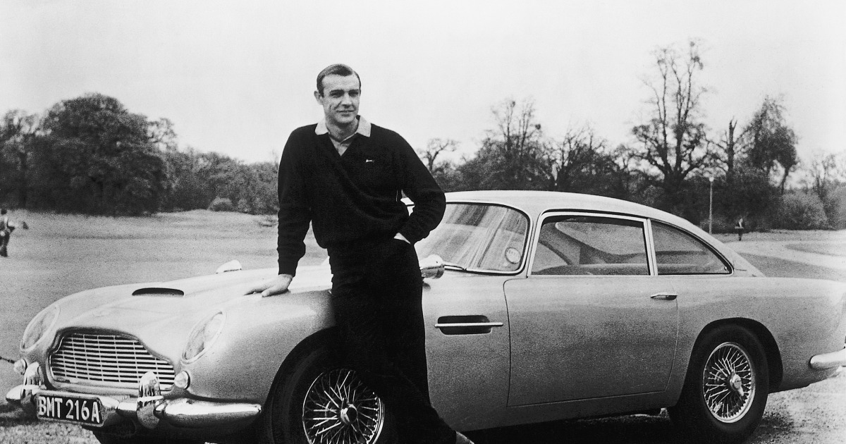 Sean Connery, Scottish actor who served tour of duty as James Bond, dies at 90