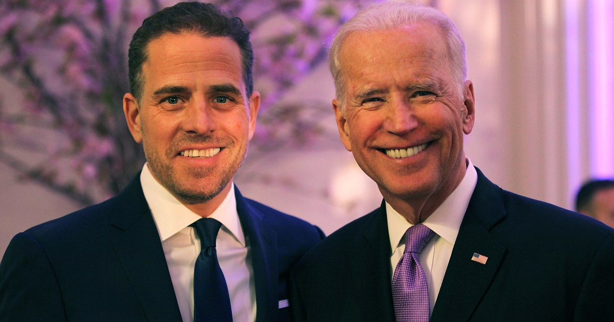 Russian President Putin says he saw nothing criminal in Hunter Biden's past business ties with Ukraine or Russia, marking out his disagreement with one of President Trump's attack lines in the U.S. presidential election.