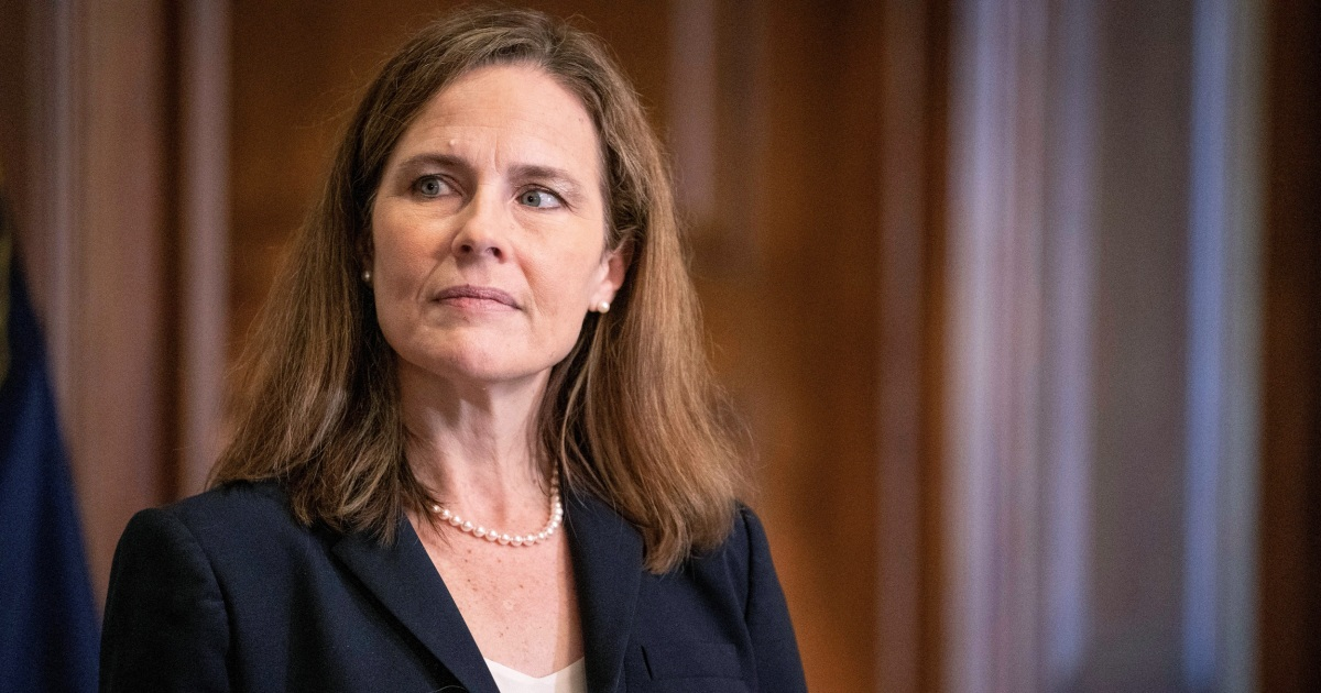 Senate confirms Amy Coney Barrett, heralding new conservative era for Supreme Court
