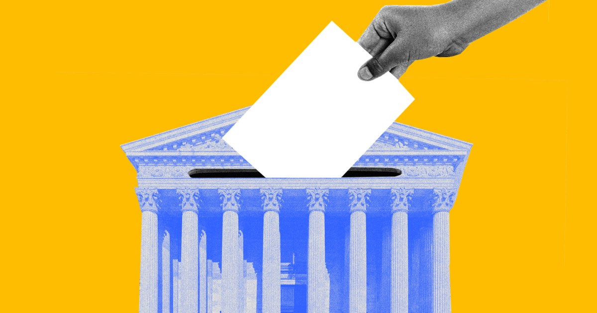 Your down ballot vote can protect voting rights where the Supreme Court won't
