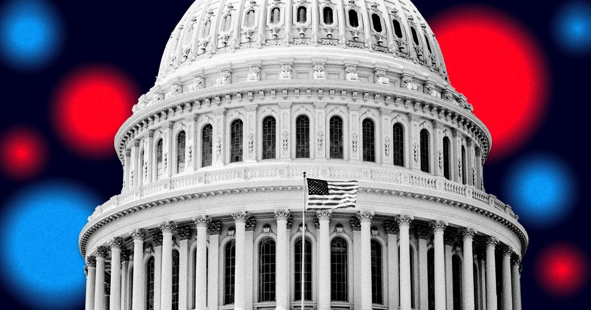 Dems keep House, GOP holds key Senate seats, NBC News projects