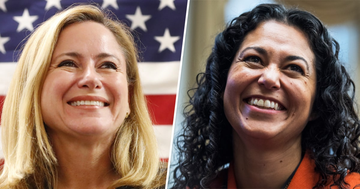 Two tight congressional races with Latina Democratic incumbents draw national attention