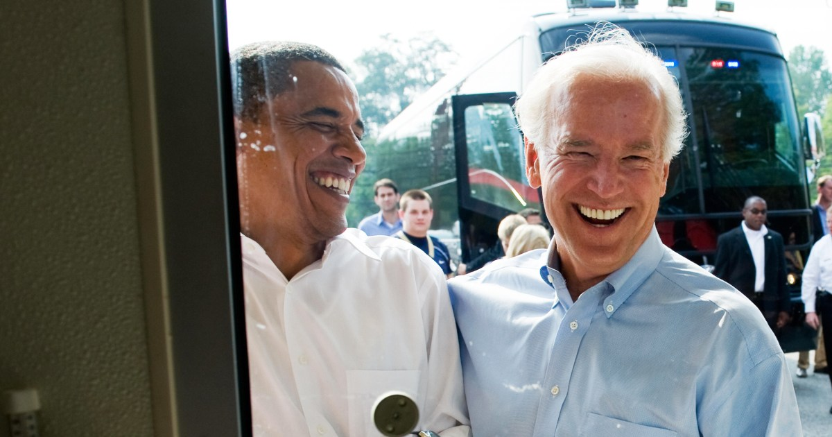 Obama had a coalition. Biden built a new one and here's how it's different.