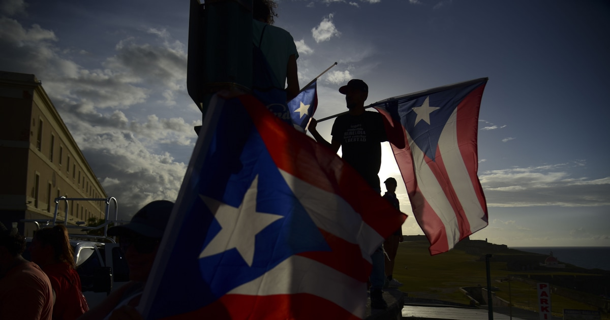 In Puerto Rico, voters reeling from political upheavals...
