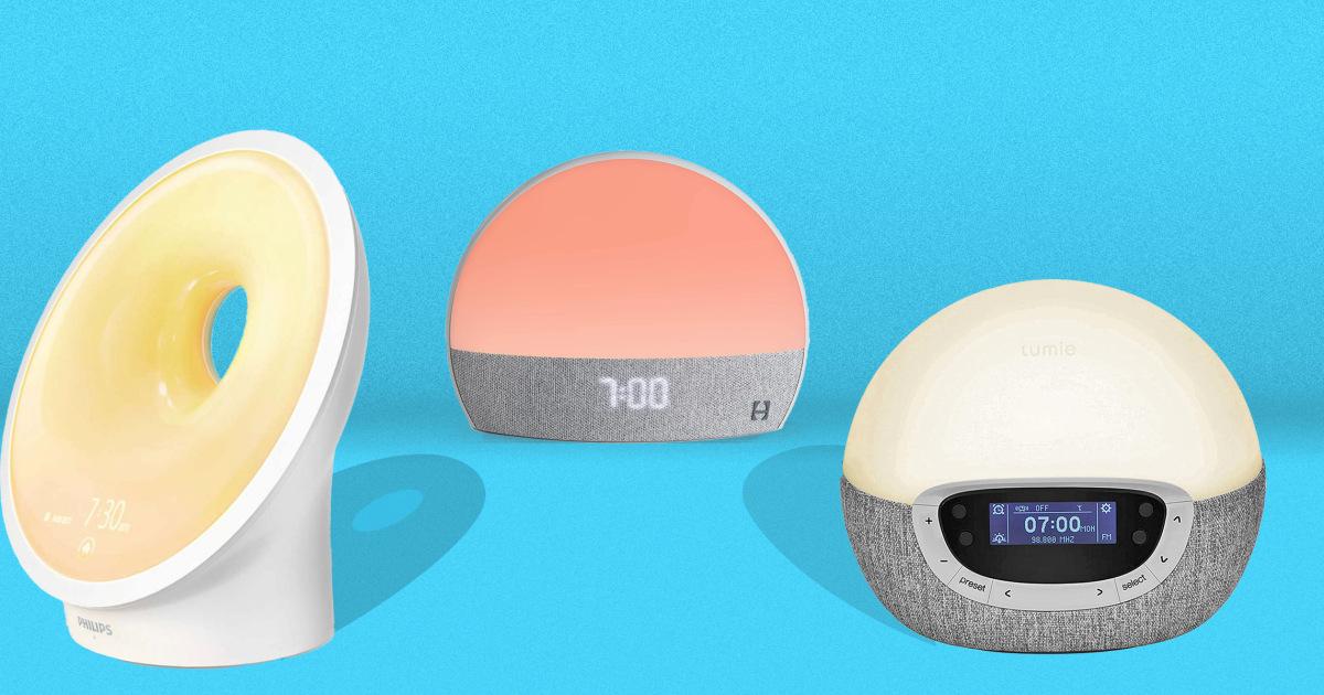 Best sunrise light alarm clocks and sunrise clocks 2020
