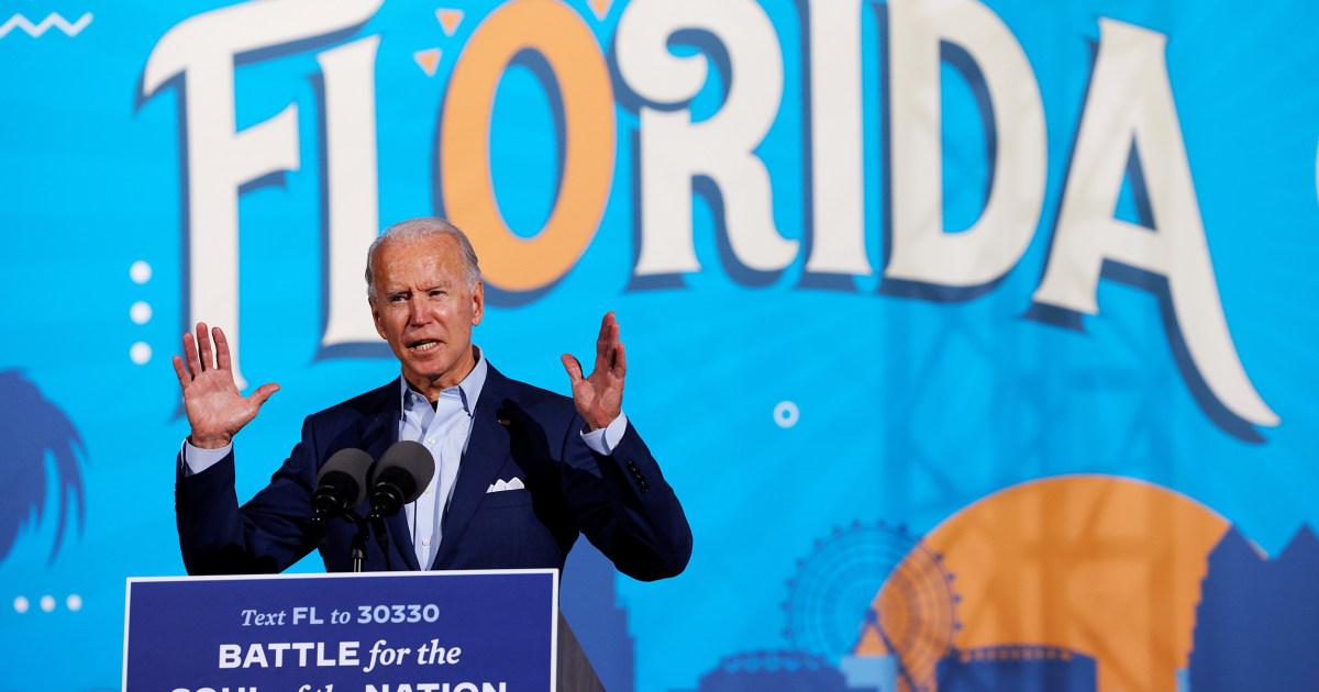 In Miami, coalition of Latino evangelical leaders endorses Biden