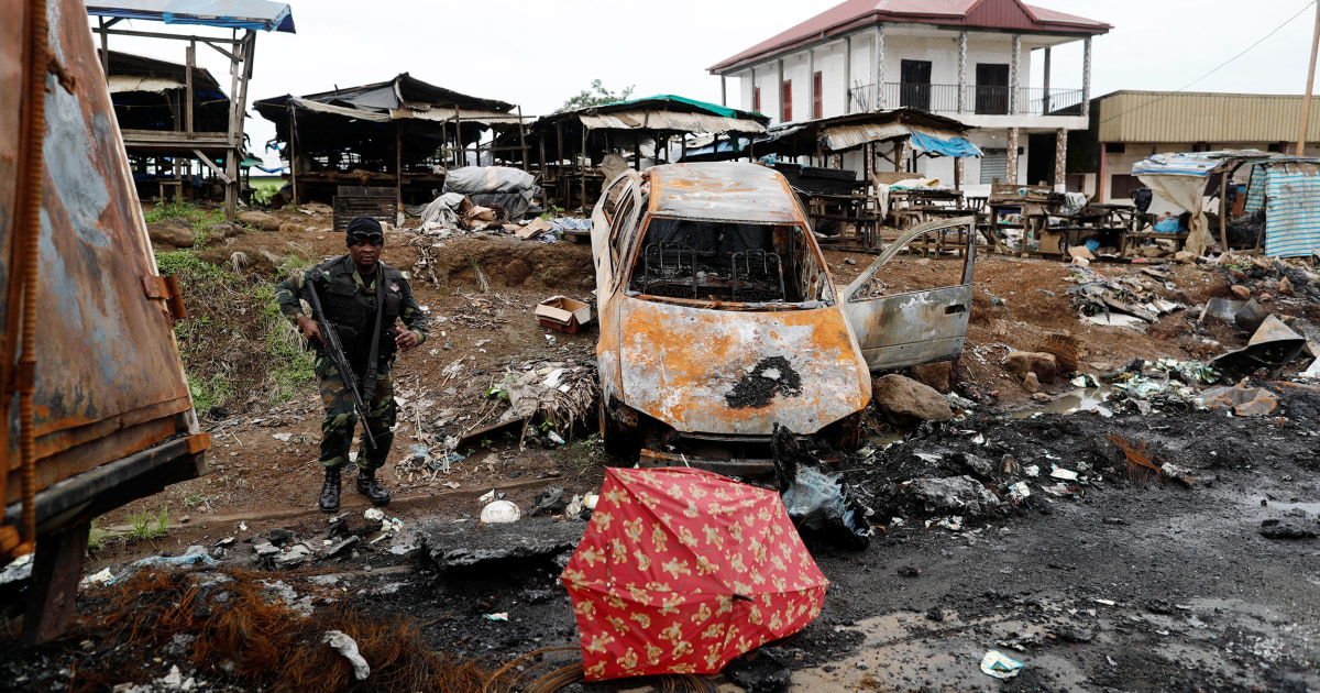 Lawyers say deportees to Cameroon would be flying on 'death planes'