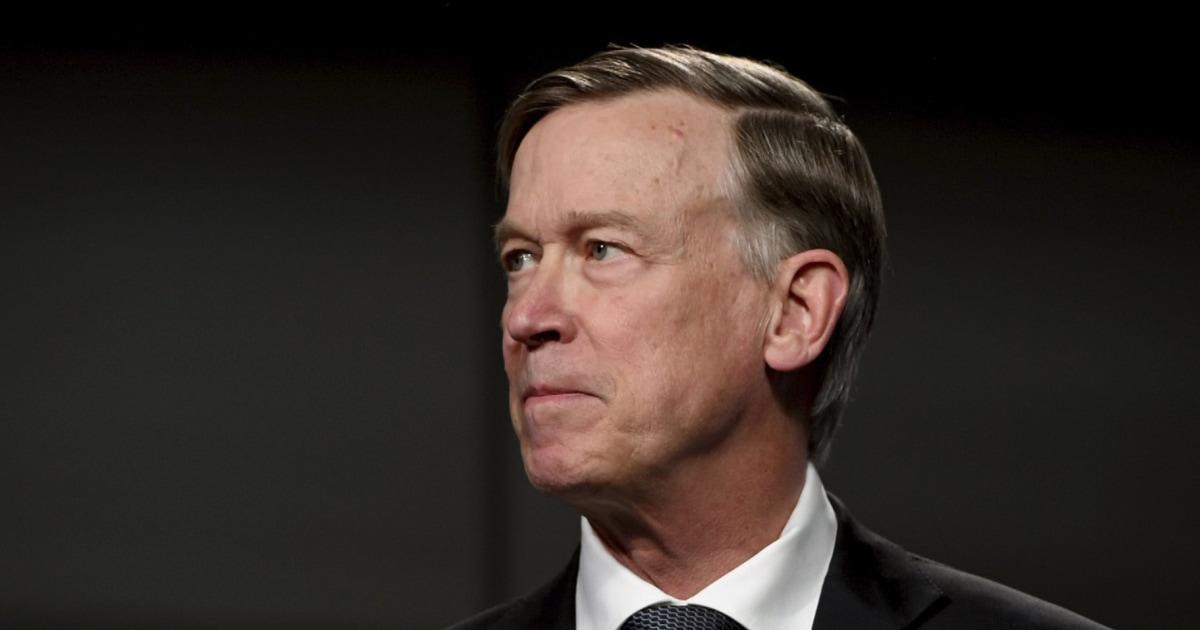 Democrat John Hickenlooper defeats Sen. Cory Gardner in Colorado, NBC News projects