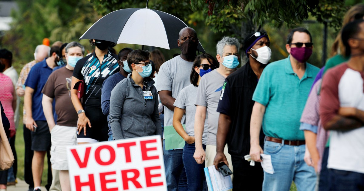 Poll: Confidence in the process is up ahead of Election Day