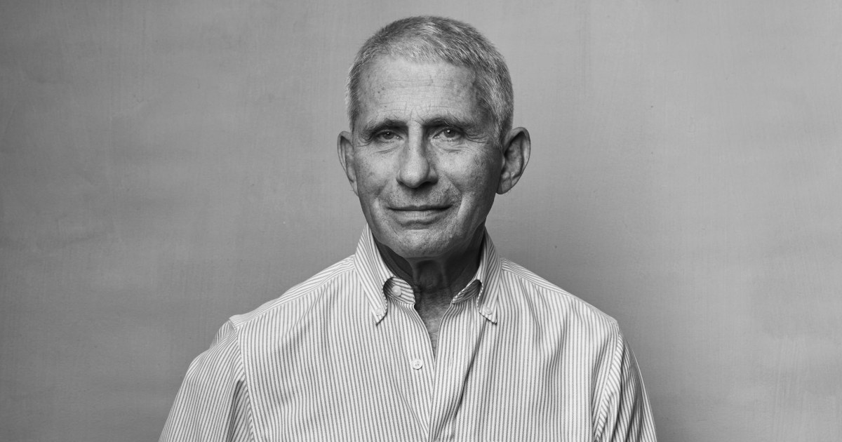 2020 election results may influence Trump's treatment of Dr. Fauci. That matters.