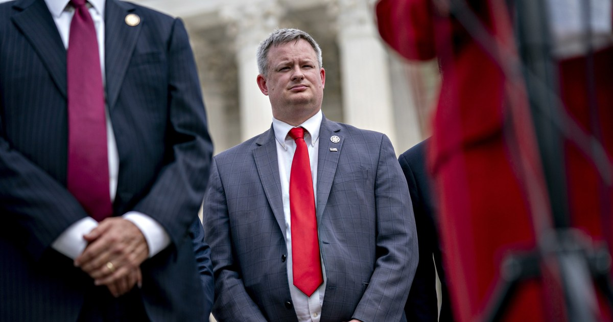 www.nbcnews.com: 'His face was in your windshield': South Dakota AG faces impeachment charges as new details of fatal crash emerge