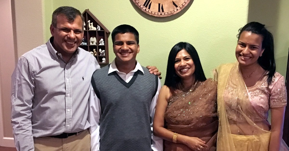 Voting for president felt pointless to my Indian parents. Here's how I changed their minds.
