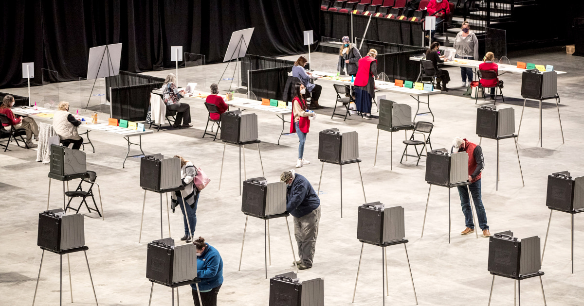 Polls close on Election Day with no apparent cyber interference