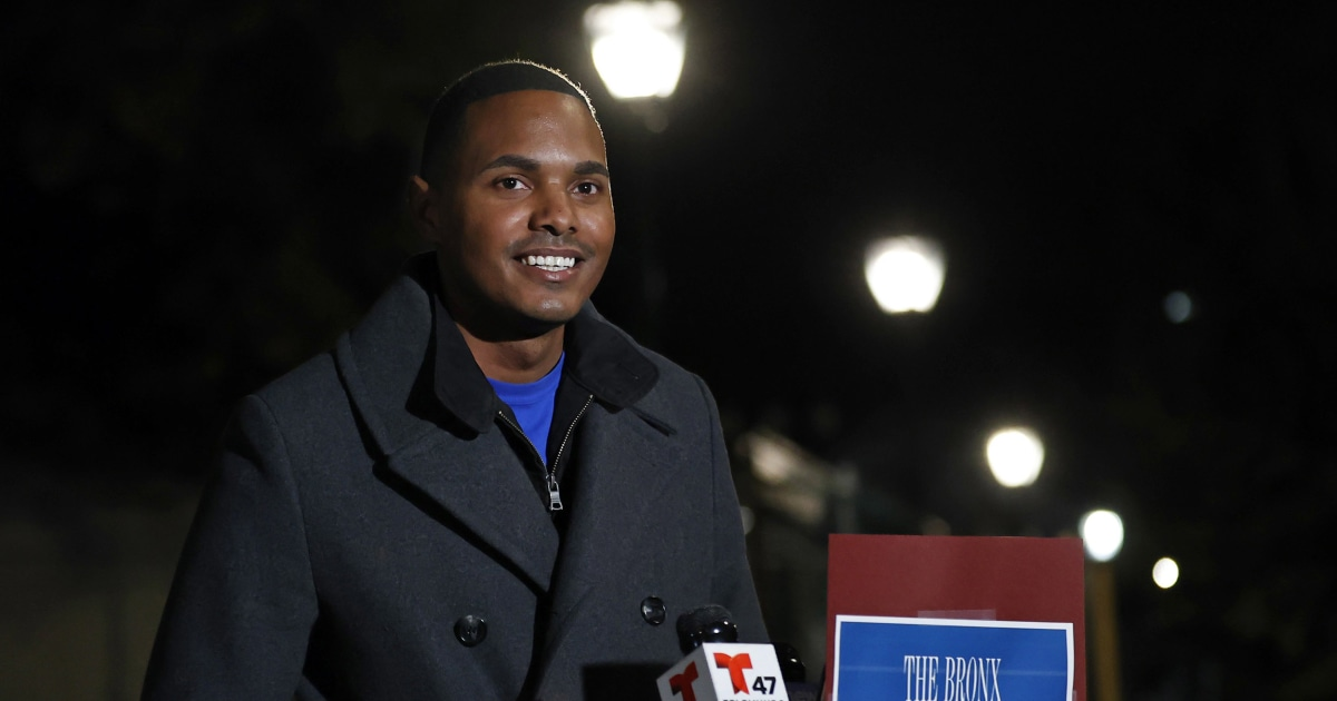 Ritchie Torres becomes first gay Afro Latino elected to Congress