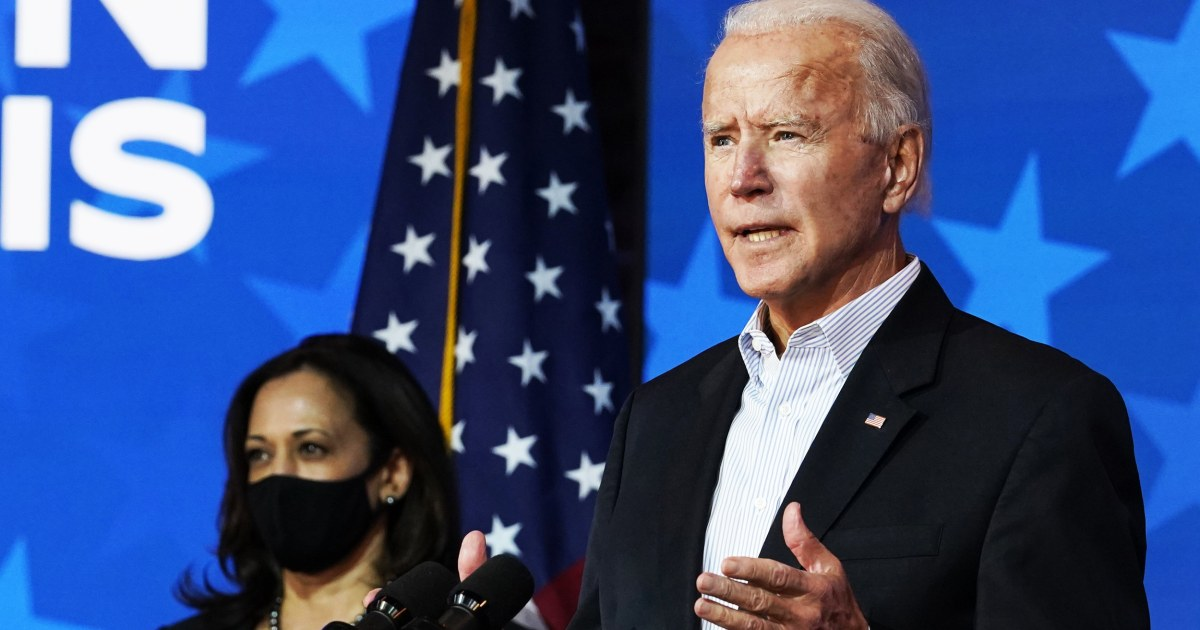 From Covid-19 to climate President-elect Joe Biden laid out a comprehensive agenda – NBC News