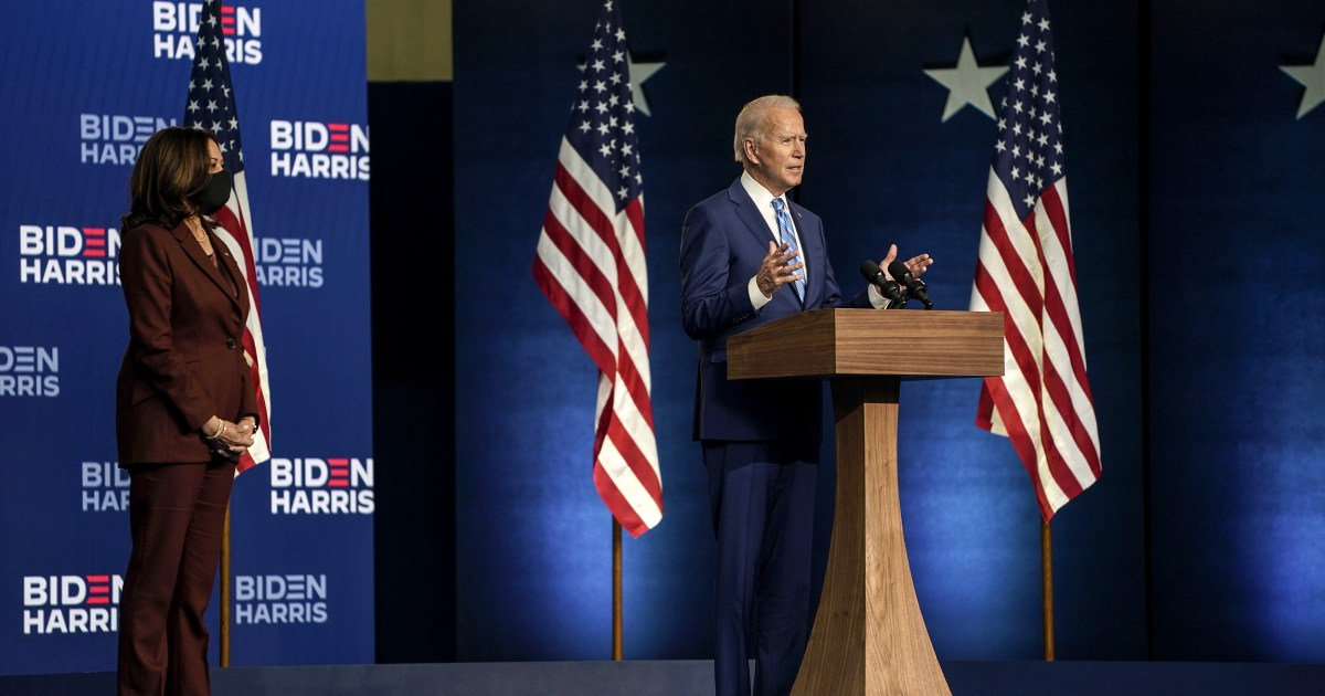 Biden won. Now comes the unimaginably hard part.