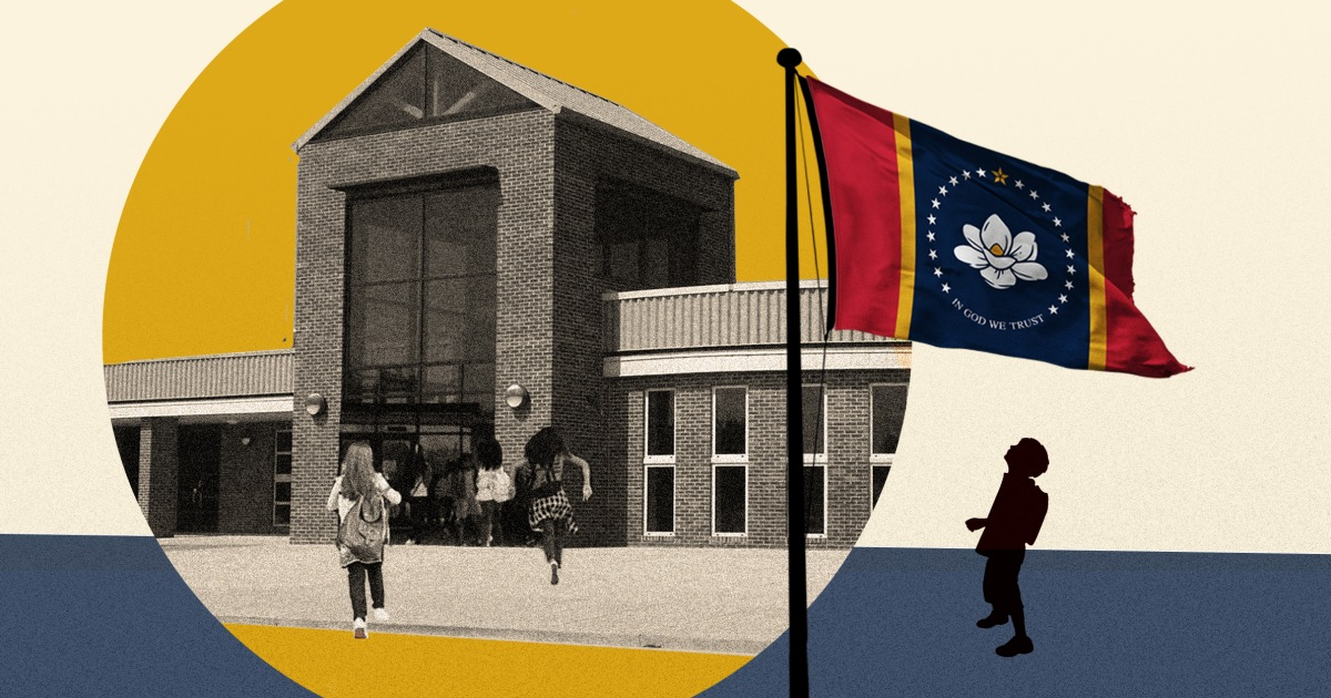 For Black students, Mississippi's new state flag means end of a 'Confederate relic'