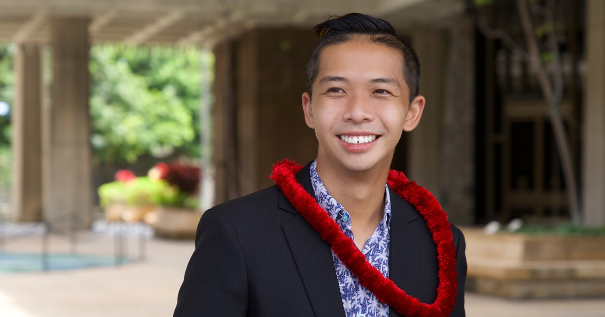 www.nbcnews.com: Adrian Tam defeats local Proud Boys leader, becomes only gay Asian American in Hawaii House