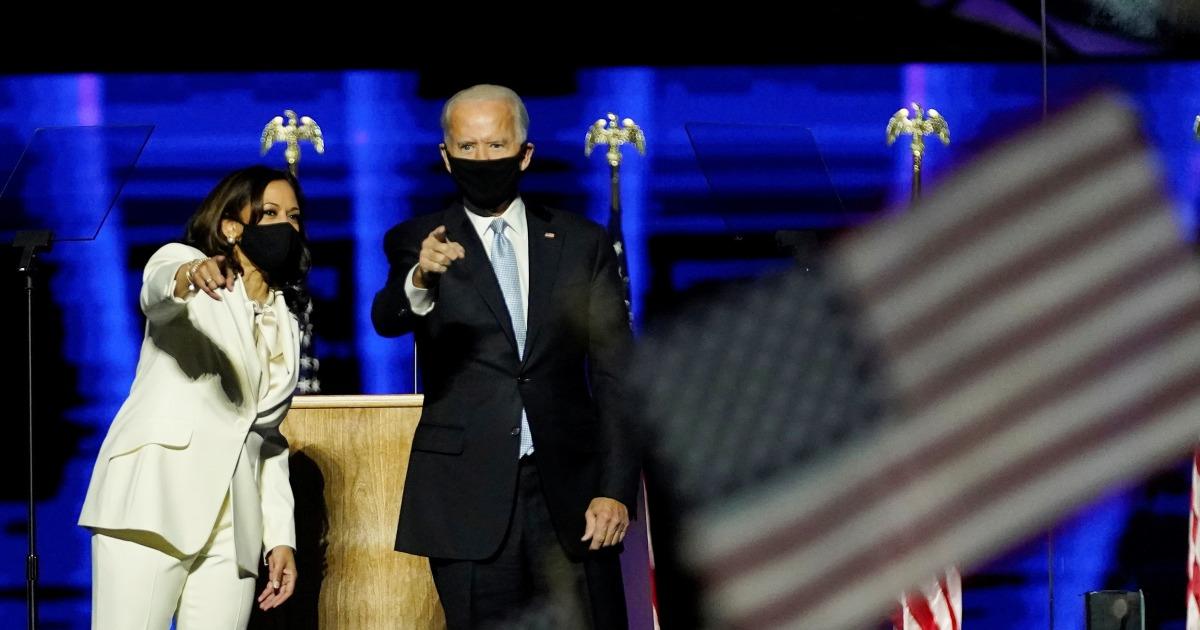 Republicans who have broken with Trump to congratulate Biden on his win