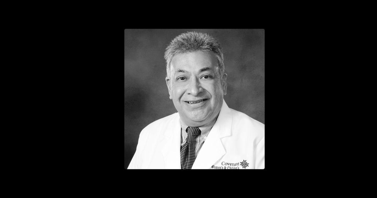 Dr. Juan Fitz, a 'hero of emergency medicine,' dies of Covid-19 in Texas