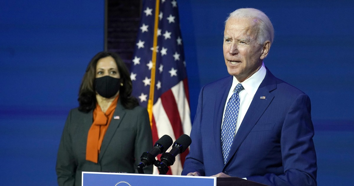 Joe Biden could send a message to Black Americans with this reparations bill