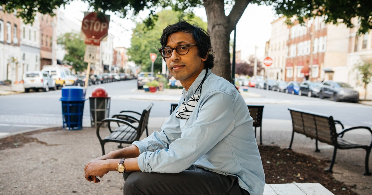 Nikil Saval went from magazine editor to 1st Asian American in Penn. State Senate