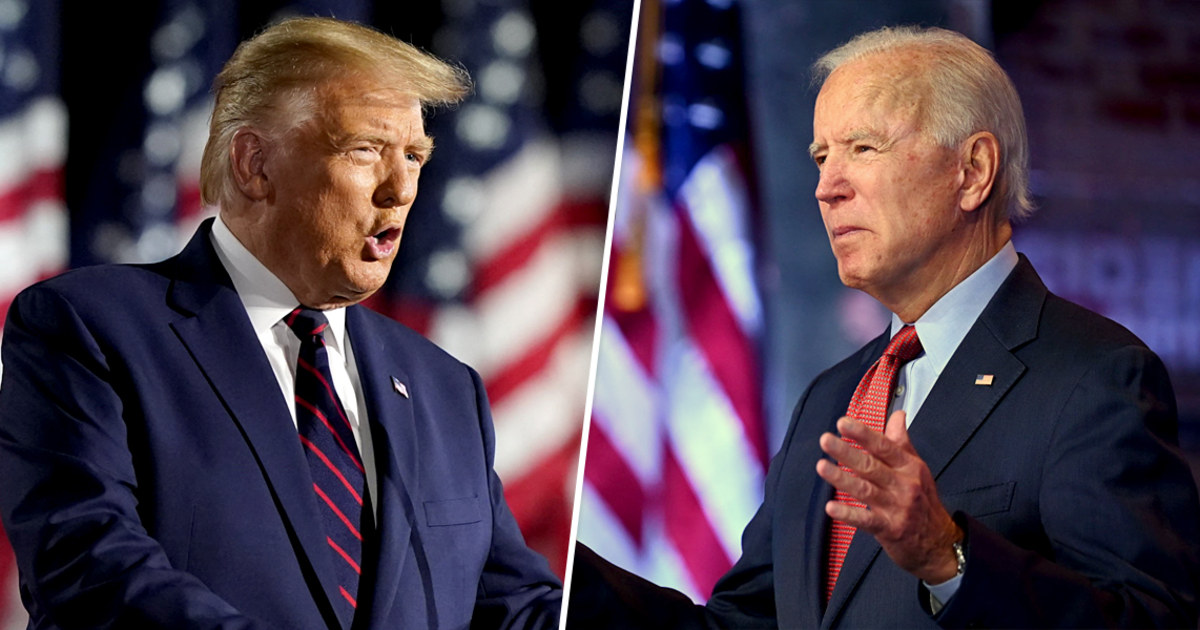 Biden not getting intelligence reports because Trump officials won't recognize him as president-elect