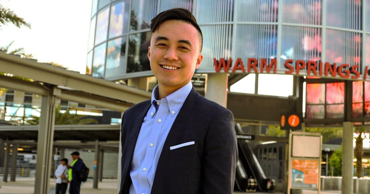 Meet California's first Gen Z lawmaker