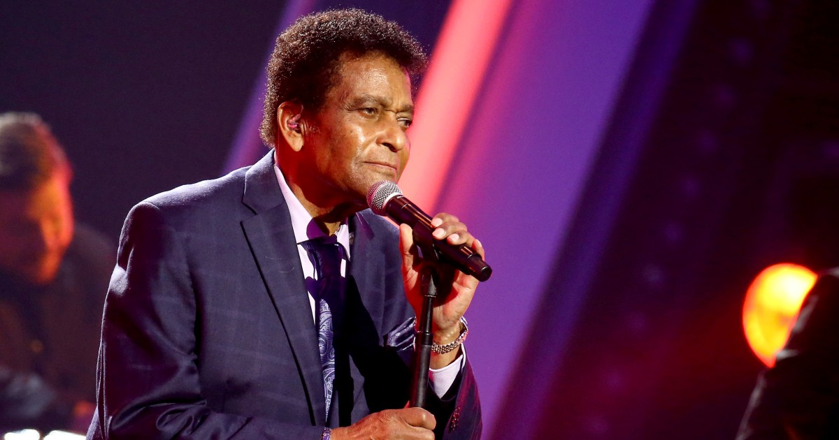 Black country legend Charley Pride takes home lifetime achievement award at CMAs