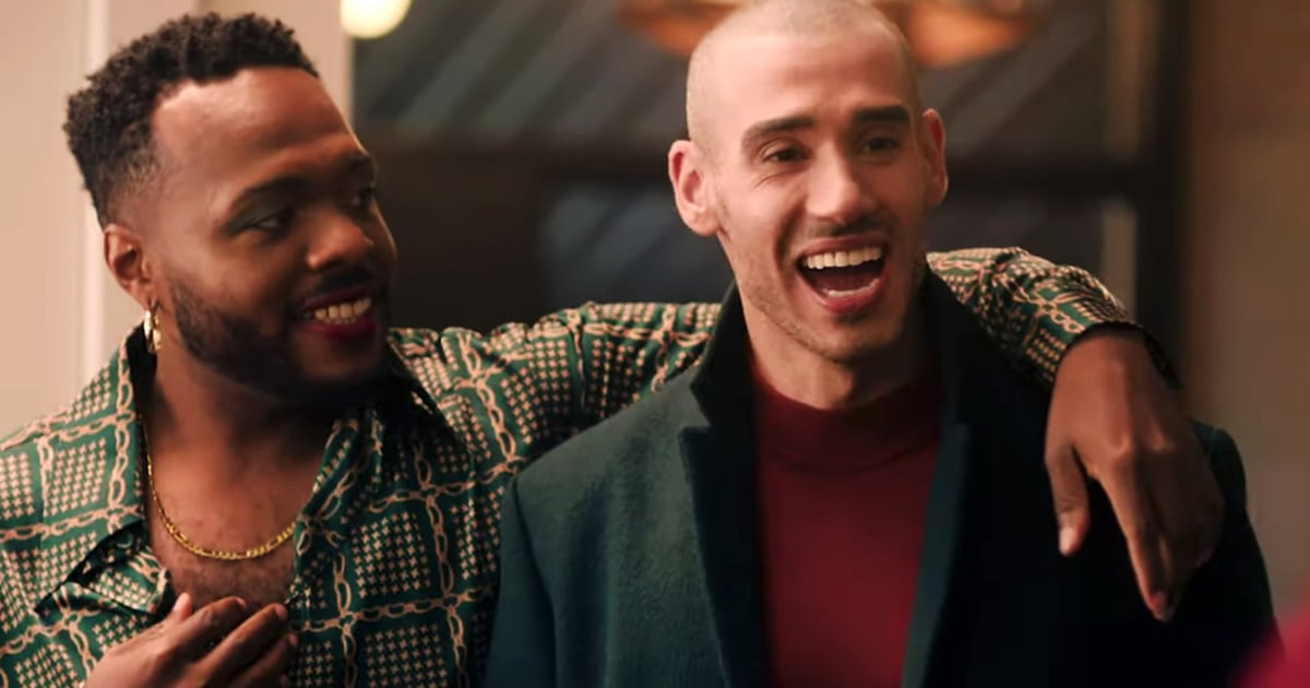 Ritz takes a bite out of holiday ad space with LGBTQ-inclusive commercial