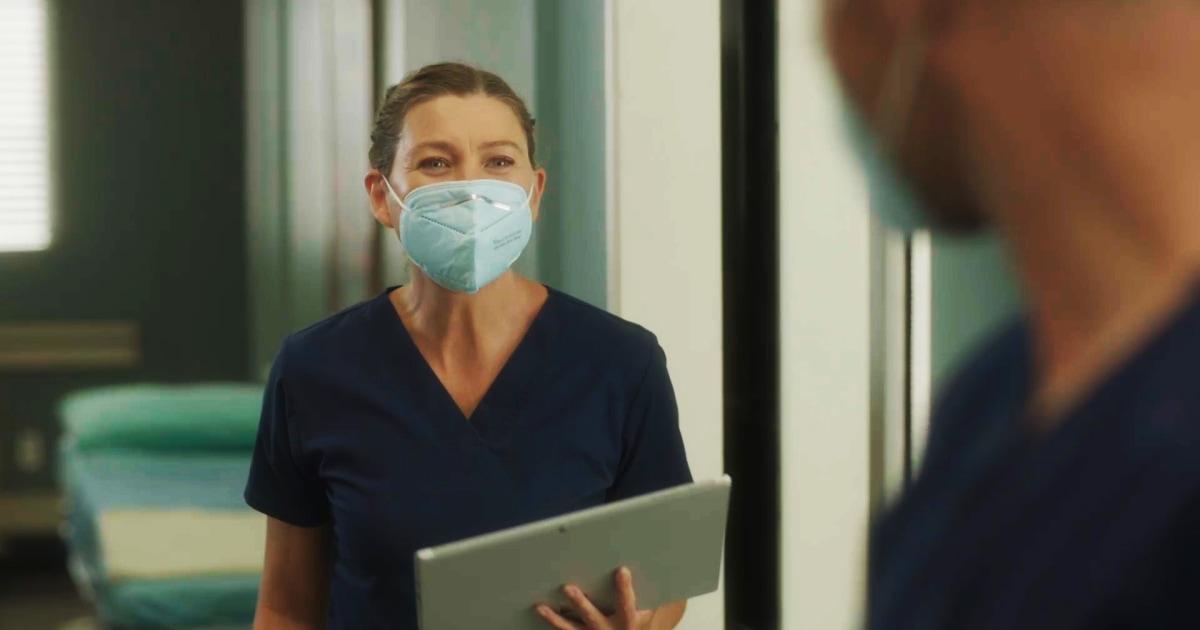 'Grey's Anatomy' Season 17 takes Covid TV storytelling to a new level