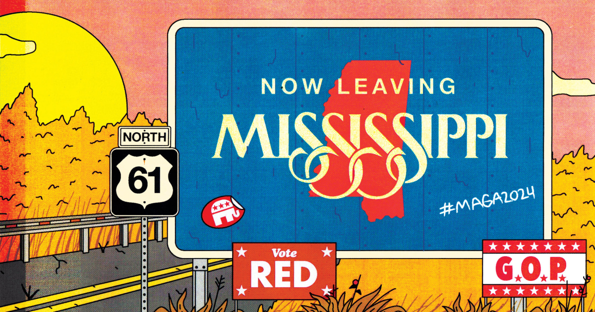 Mississippi's Democrats look to Georgia for lessons — but face even bigger challenges