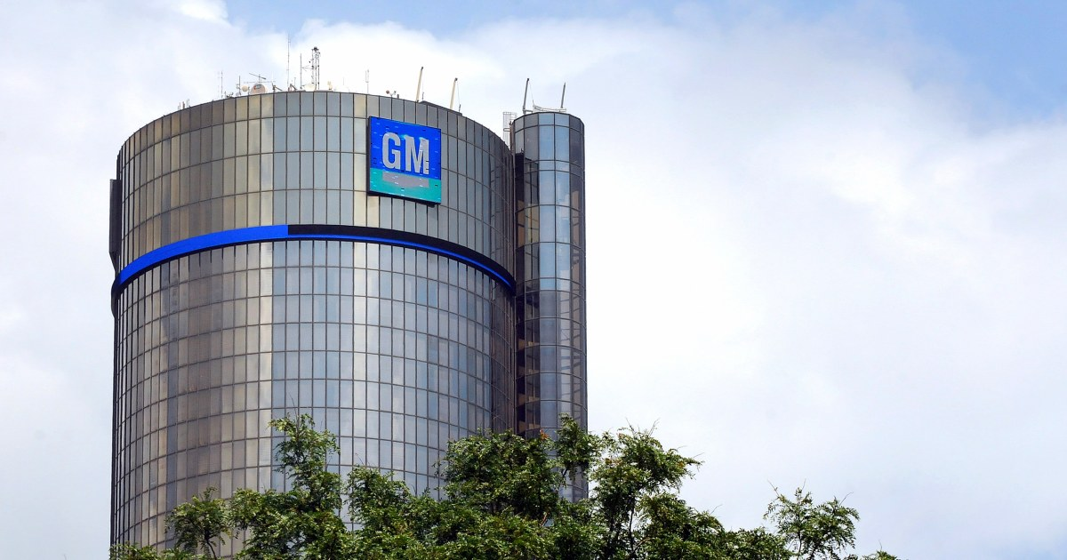 GM cuts production at two plants as pandemic squeezes supply chain