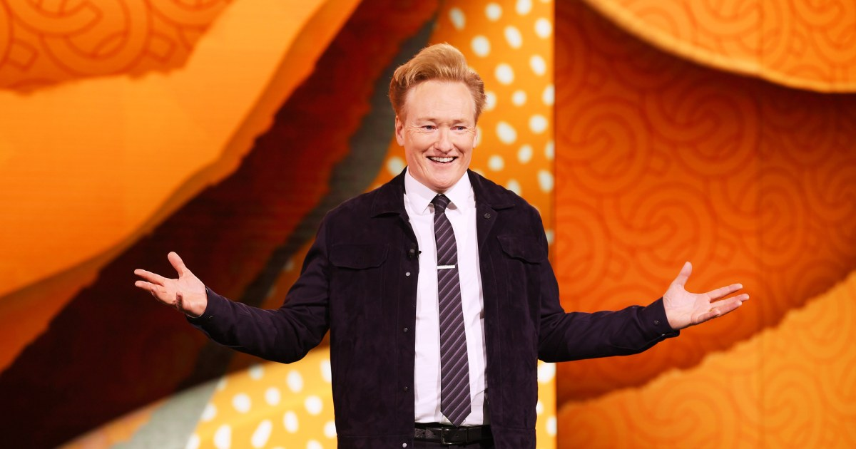 Conan O'Brien leaving TBS late-night show for new HBO Max variety series – NBC News