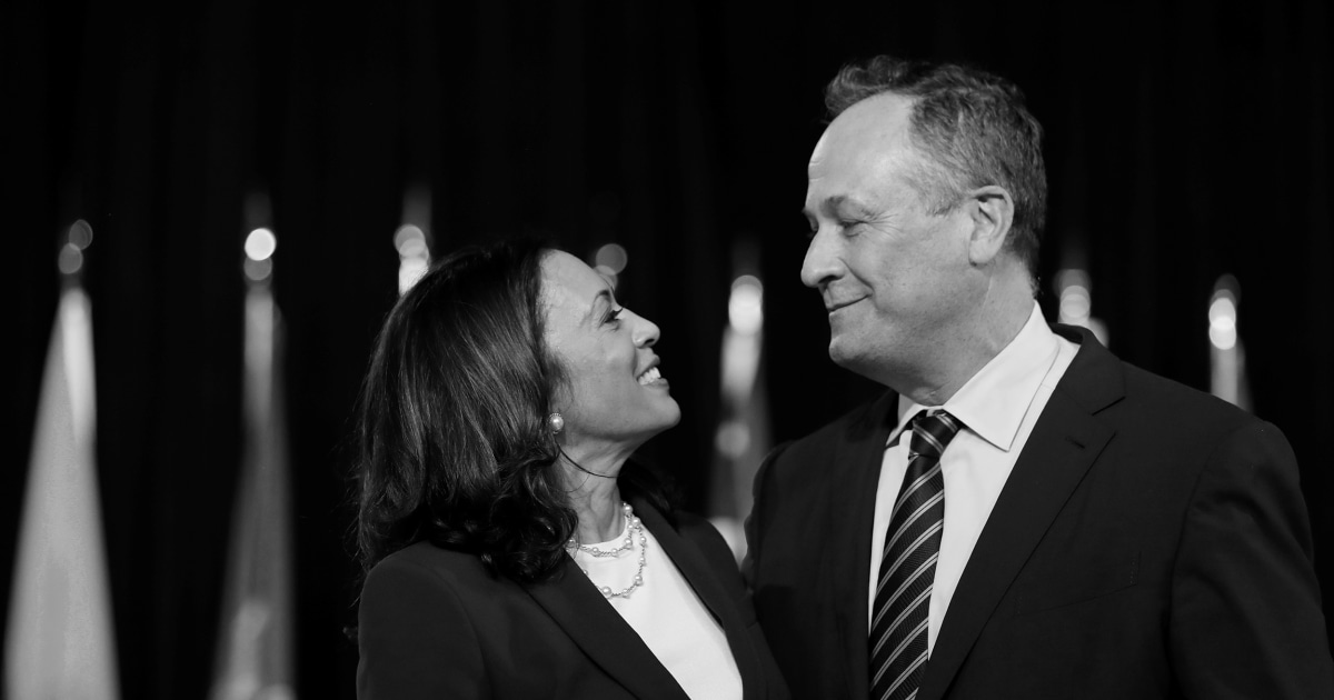 Kamala Harris' husband Doug Emhoff quit his job to be 'second gentleman.' Spare him the pity.