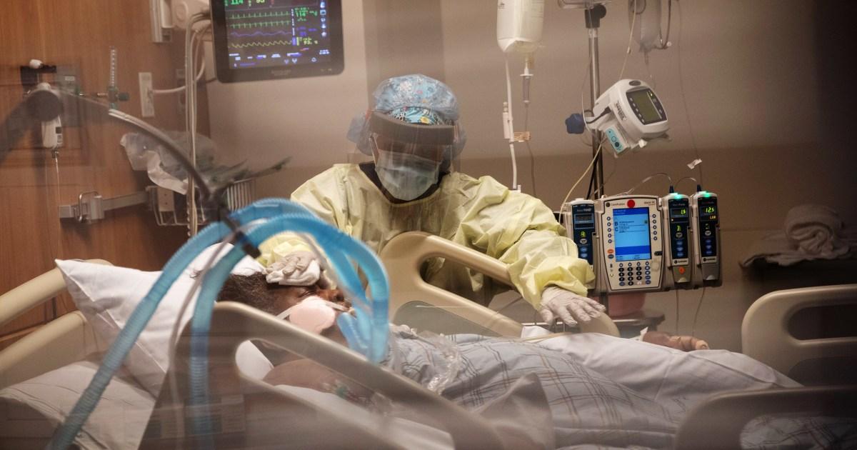 Need a Covid nurse? That'll be $8,000 a week