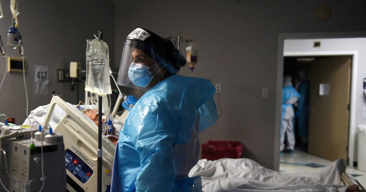 Covid stimulus help for desperate ICU nurses is urgent. But Congress is on vacation.
