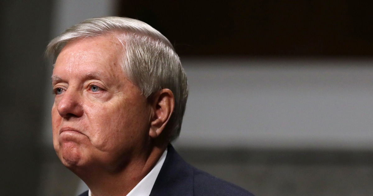 Senate Republicans' Georgia bullying failed. But Lindsey Graham's ethics violations stand out.