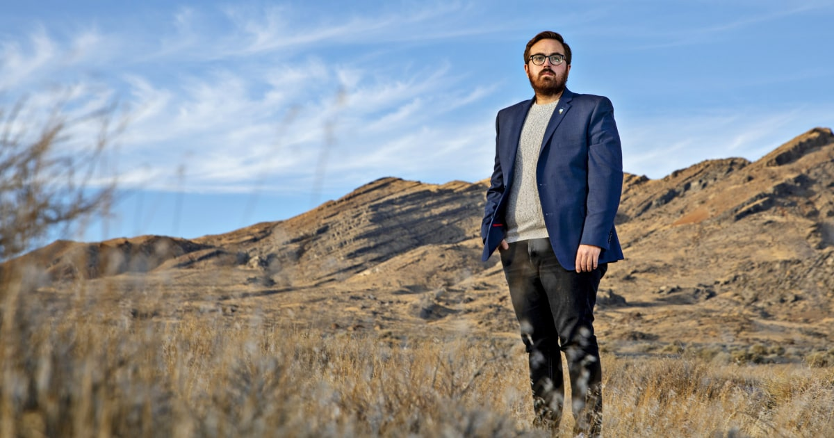 Deep in Trump country, Nevada's first openly gay, Latino mayor leads a blue-leaning city