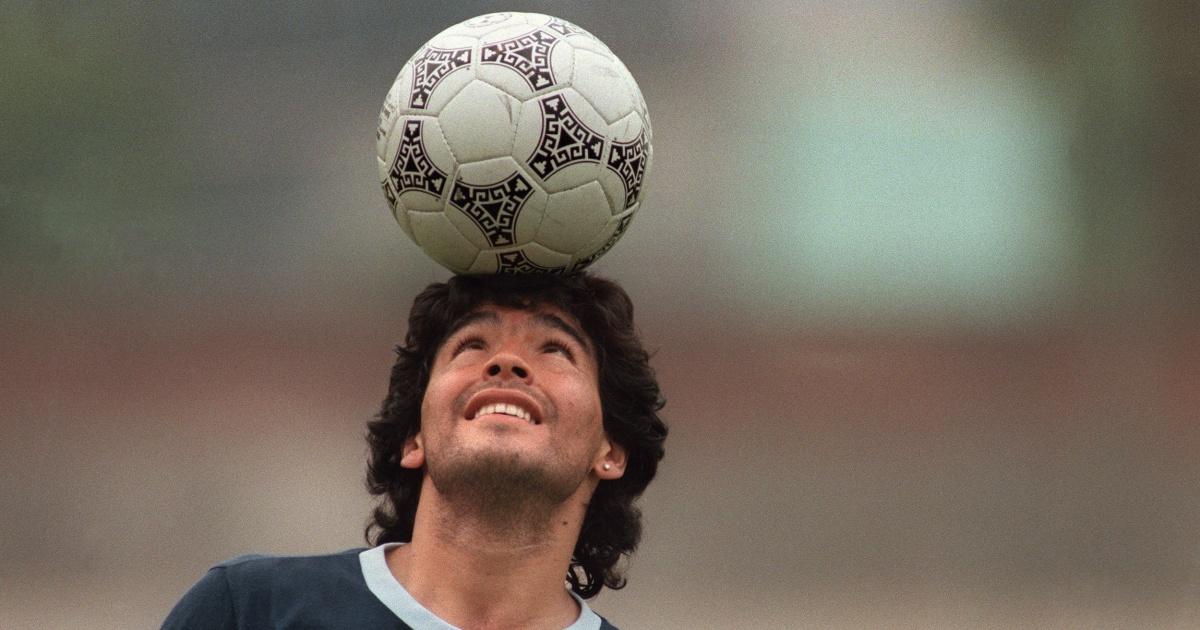 Diego Maradona, Argentinian soccer legend and celebrated 'Hand of God'  scorer, dies at 60