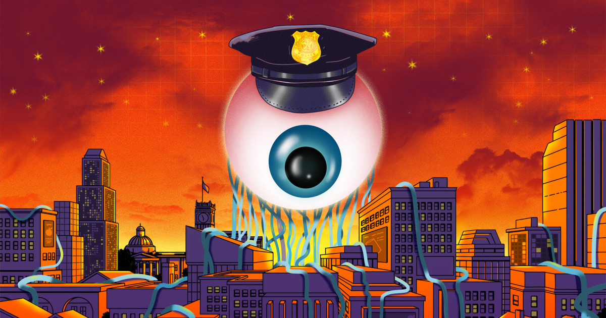 Police in Jackson, Mississippi, want access to live home security video, alarming privacy advocates