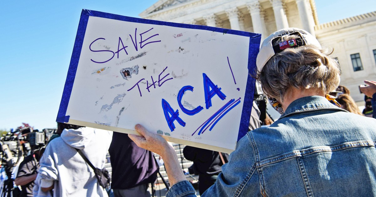 'A big safety net': Affordable Care Act filled need, fended off dismantling in 2020