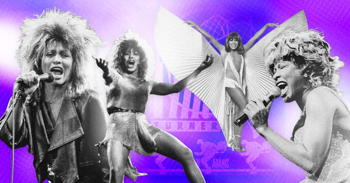 'Imperfections and all': Tina Turner reflects on love and finding joy through fashion