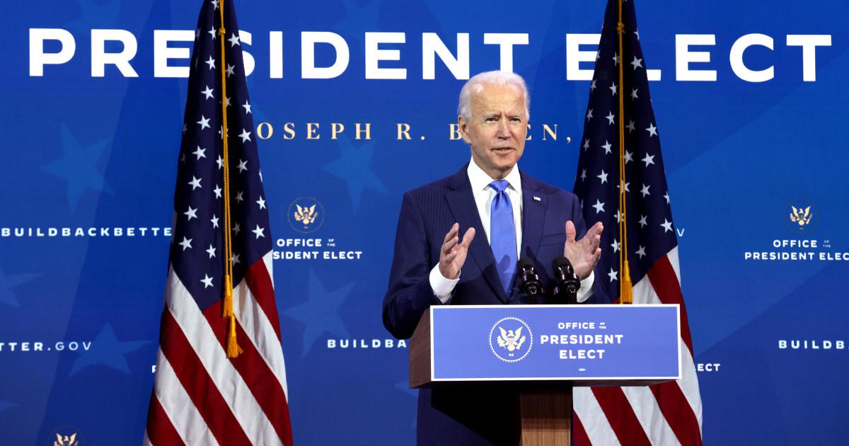 Biden calls for 'urgent' stimulus following 'grim' jobs report