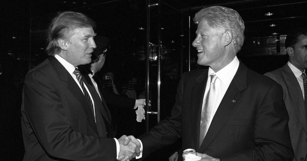 Jeffrey Crouch Trump and Bill Clinton pardon scandals should help Biden fix a flawed process
