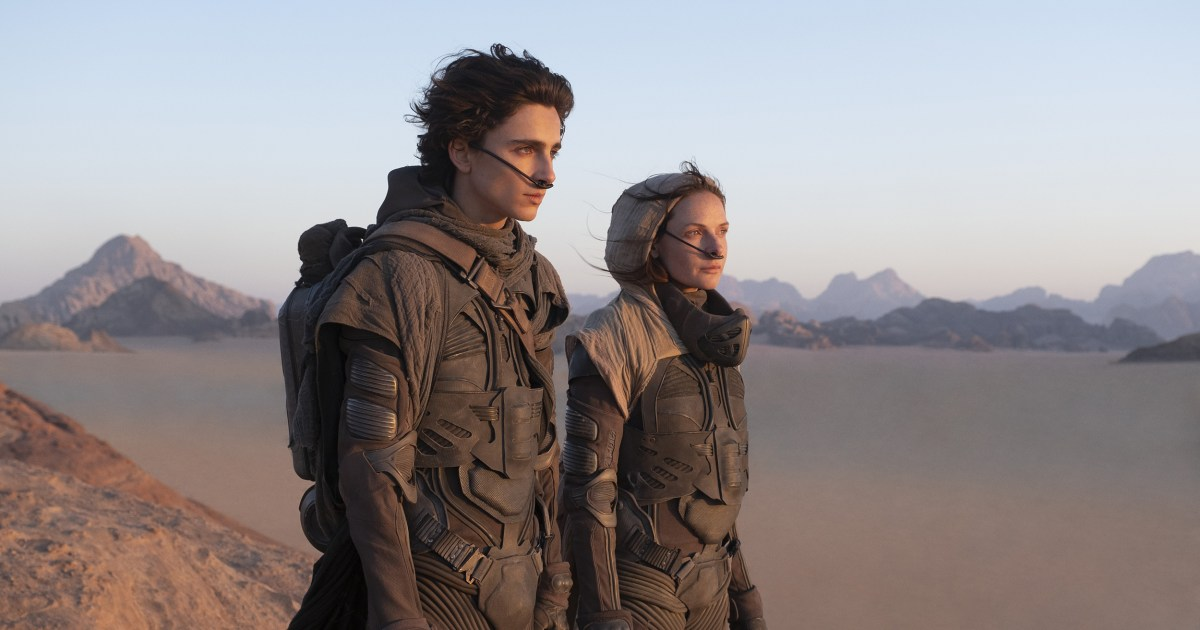 'Dune' nabs $40.1 million at the North American box office