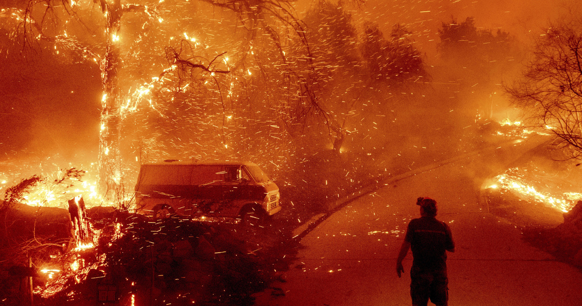 Southern California wildfire burning out of control — and will for days to come
