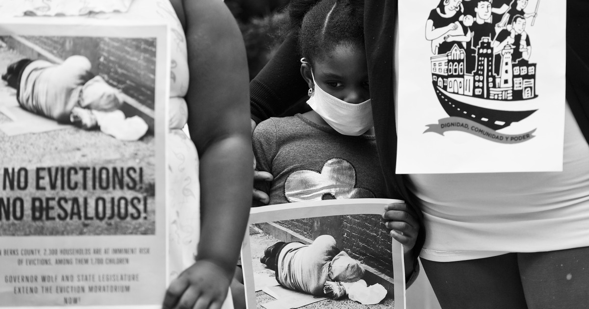 Families on the brink fear what's next as pandemic benefits expire