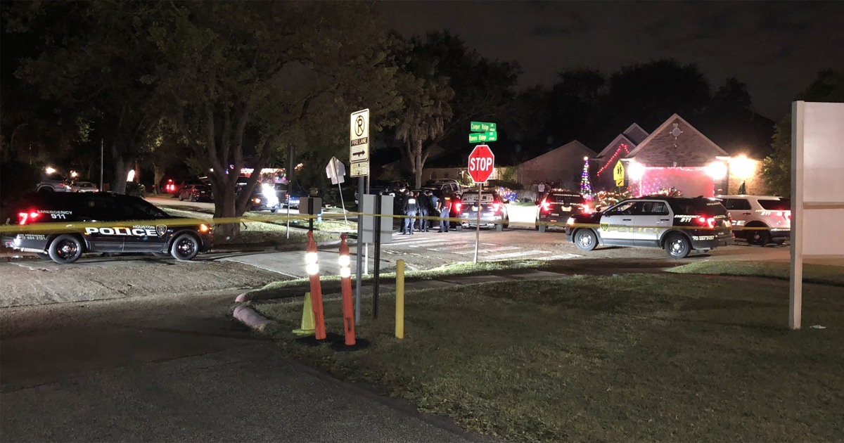 Dozens rescued from human smuggling operation Houston police say – NBC News