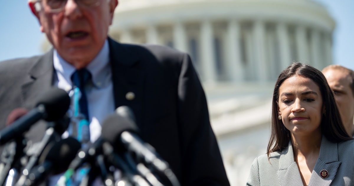 Bernie Sanders opposes emerging coronavirus aid deal, Ocasio-Cortez is open to it